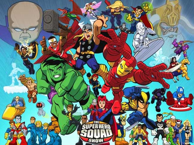 The Super Hero Squad Show [Série Animée]