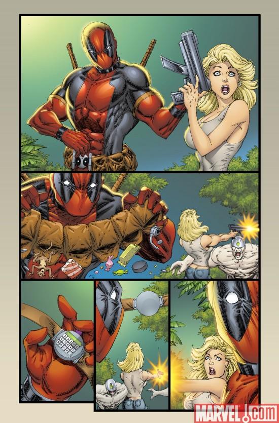 Novecientas veces Rob Deadpool9002