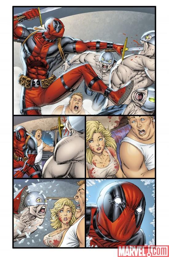 Novecientas veces Rob Deadpool9004