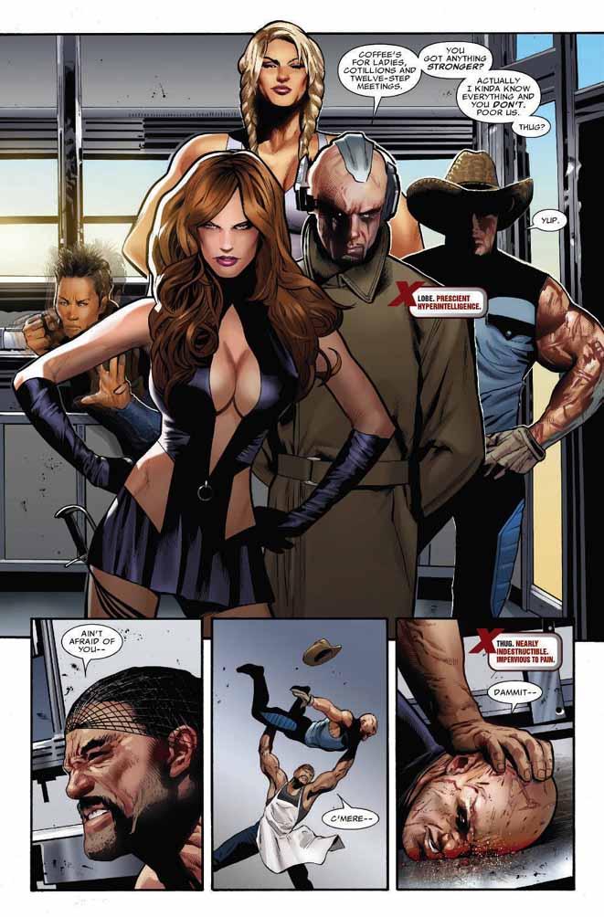 ..Y uno de los mutantes originales se va Uncannyxmen5153