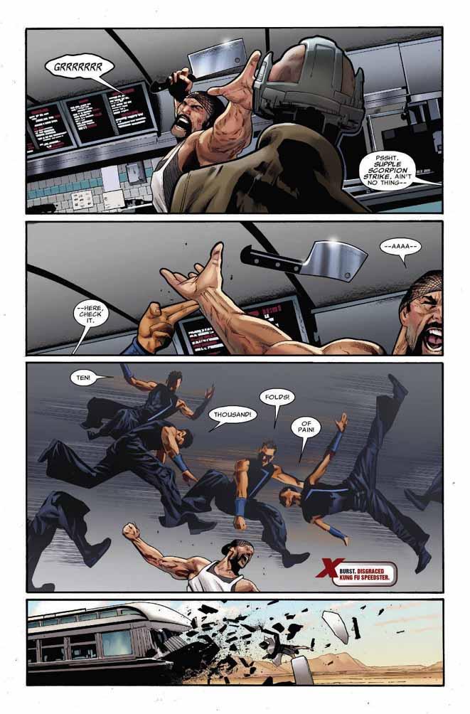 ..Y uno de los mutantes originales se va Uncannyxmen5154