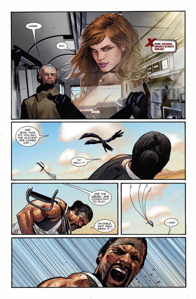 ..Y uno de los mutantes originales se va Uncannyxmen5155
