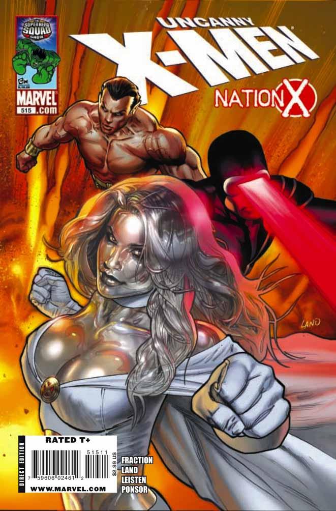 ..Y uno de los mutantes originales se va Uncannyxmen515c