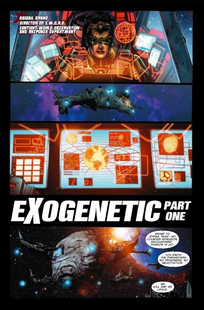 Una mano mutante para una nave dañada Astonishing312