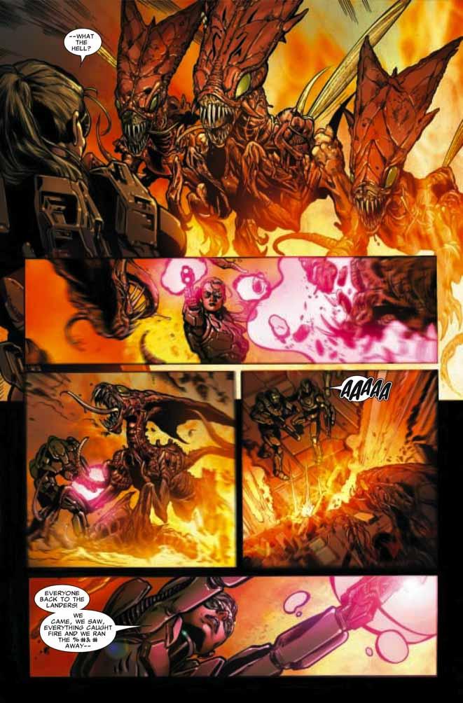Una mano mutante para una nave dañada Astonishing314