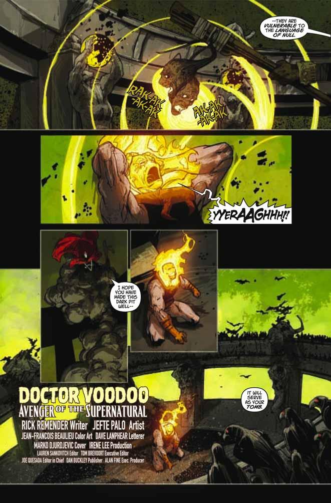 No es Extraño, es Vudú Doctorvoodoo16