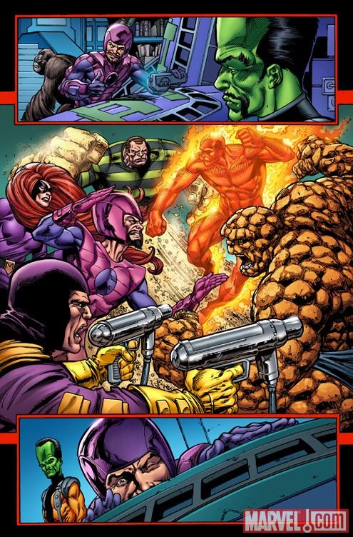 Ya nos hartamos de tanto Hulk? Fohalpha12