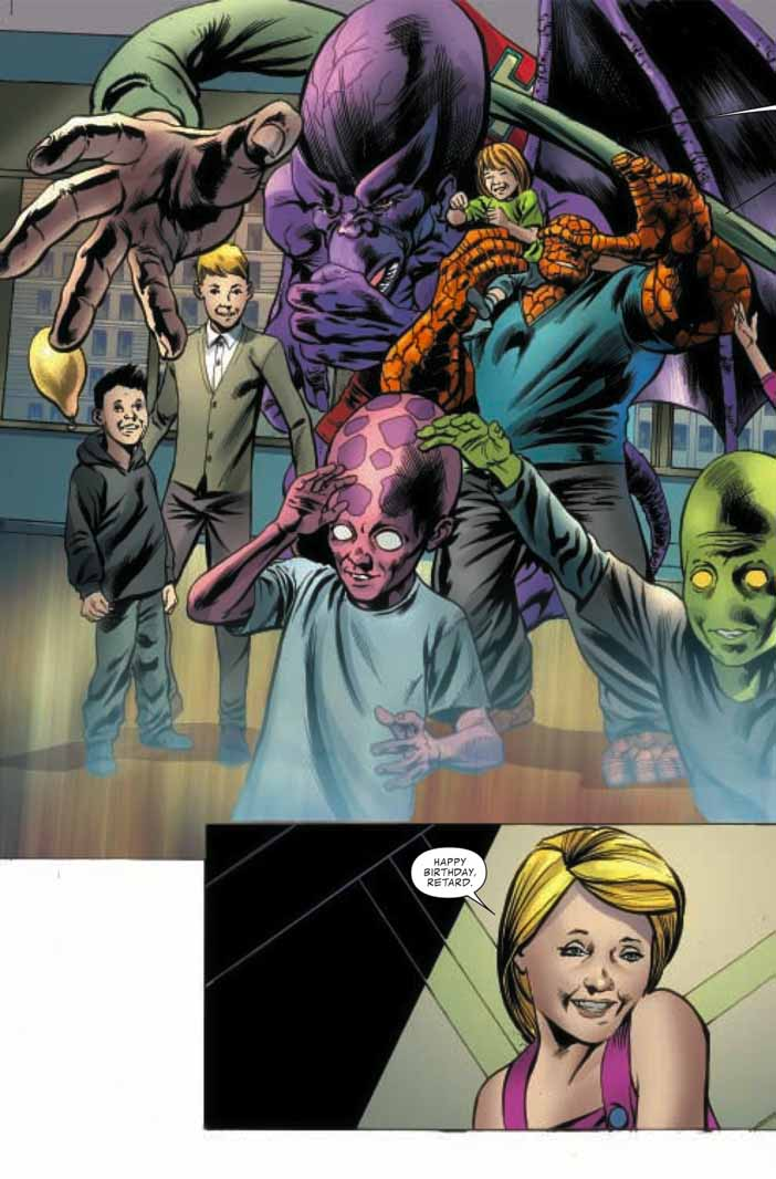 Fantastic Four #574  (Preview) Fantasticfour5742