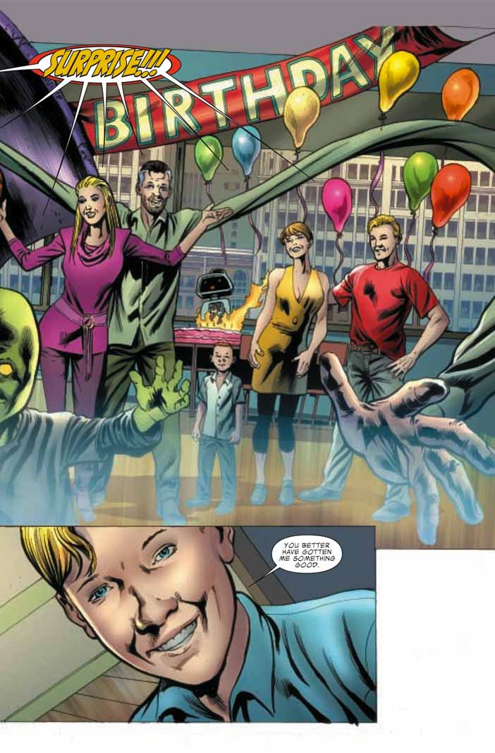 Fantastic Four #574  (Preview) Fantasticfour5743