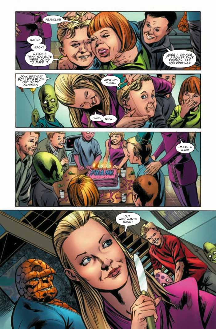 Fantastic Four #574  (Preview) Fantasticfour5745