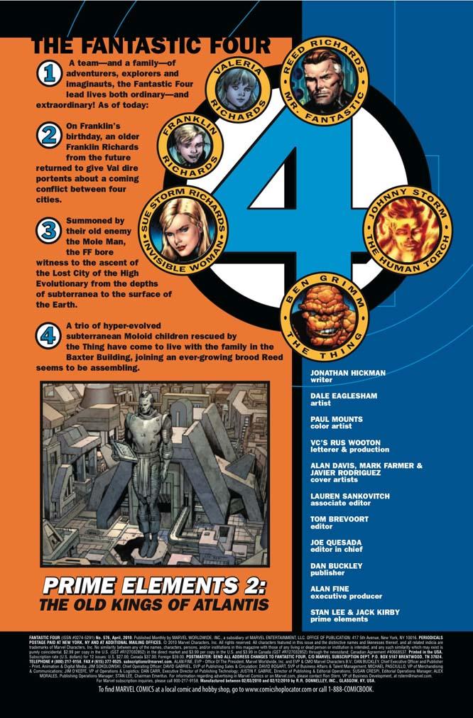 Fantastic Four # 576 (preview) Ff5761