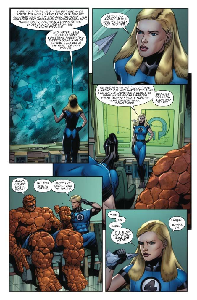 Fantastic Four # 576 (preview) Ff5763