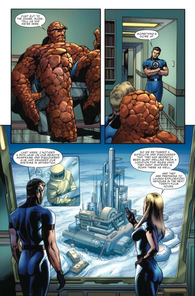 Fantastic Four # 576 (preview) Ff5764