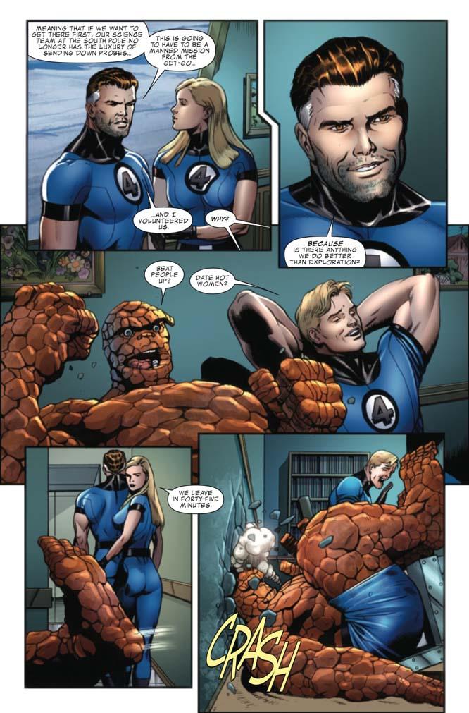 Fantastic Four # 576 (preview) Ff5765