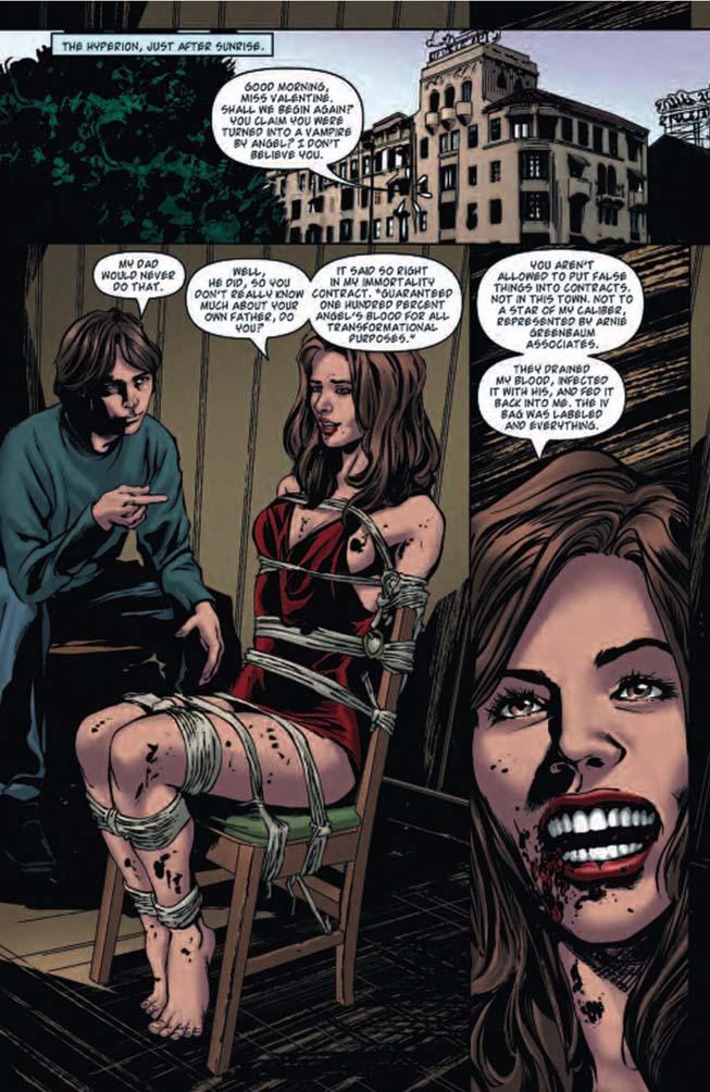 Comics Continuum  Gwen Raiden Comic
