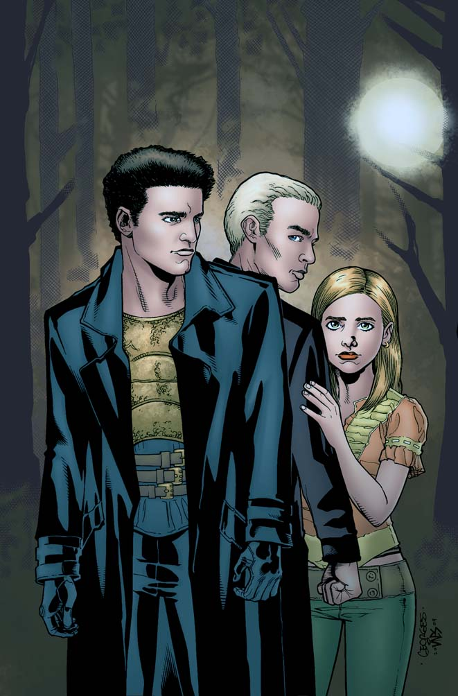 buffy and angel relationship comics continuum