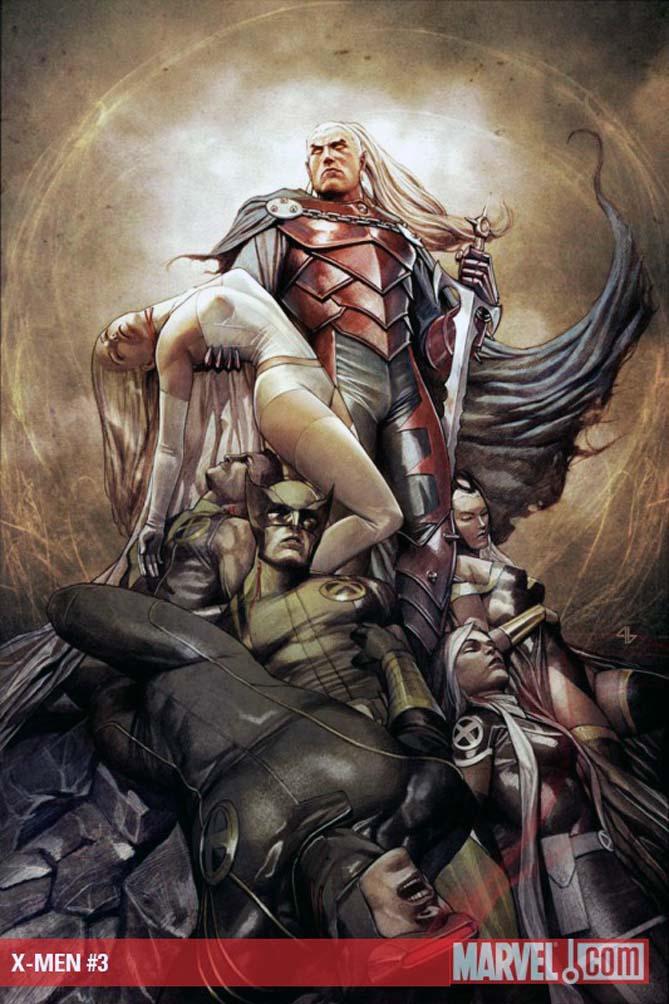 X-Men # 3 (cover) Xmen3