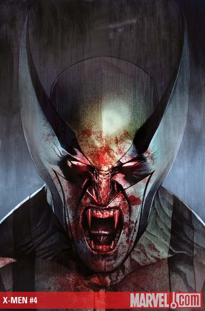 X-Men # 4 (Cover) Xmen4