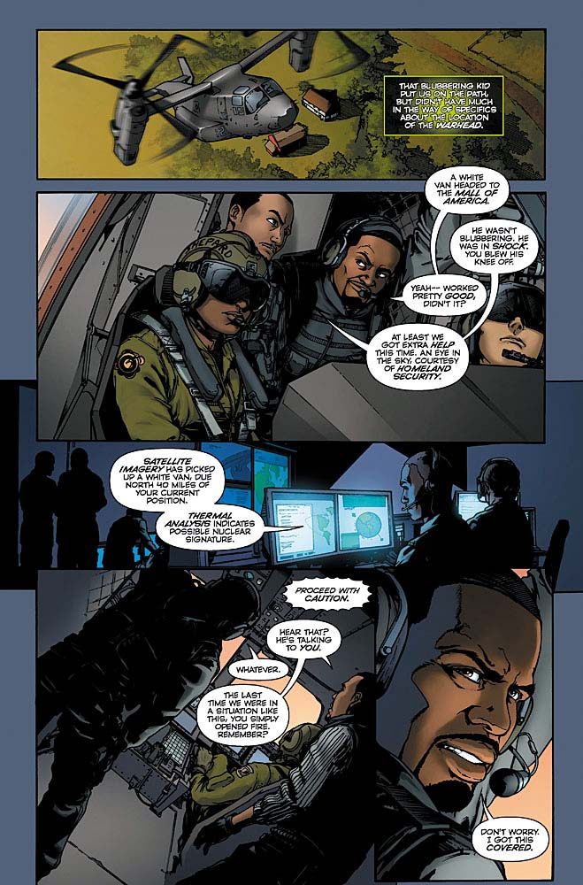 PREVIEW Comics For 08 31 2011