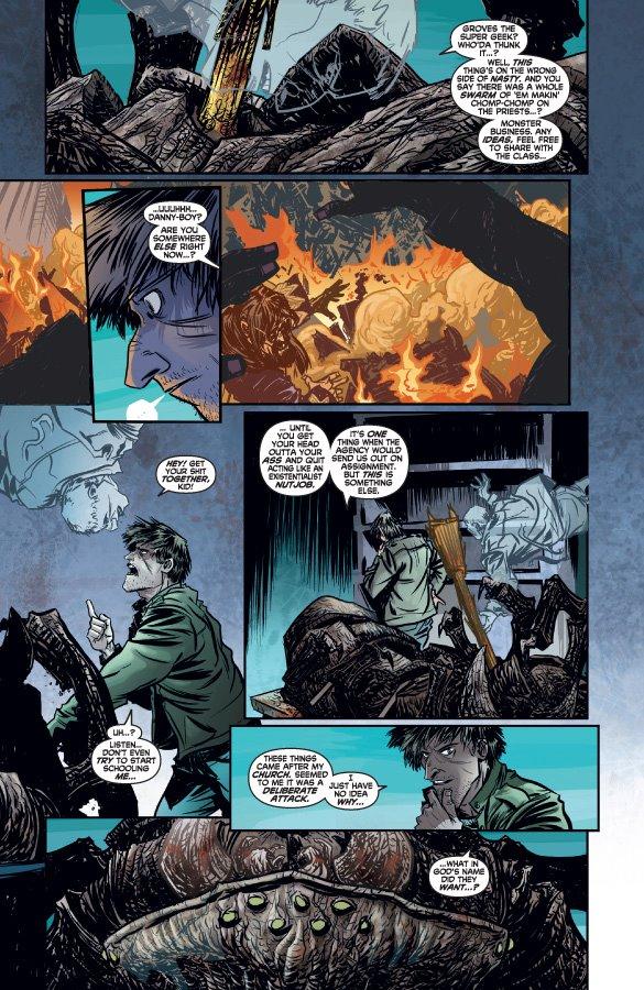 Haunt Comics