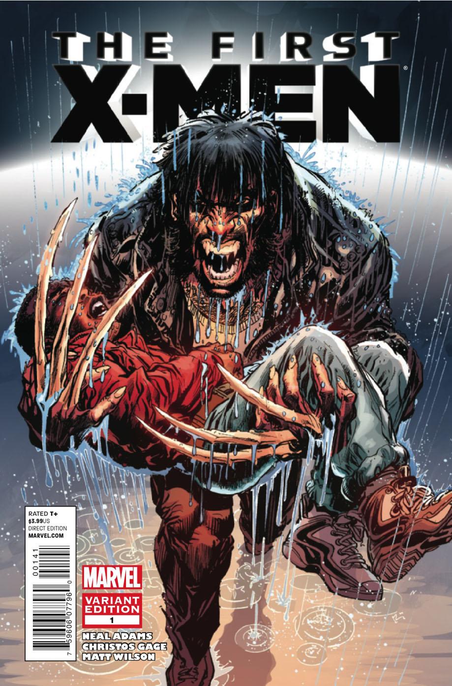The First X-Men Firstxmen1c