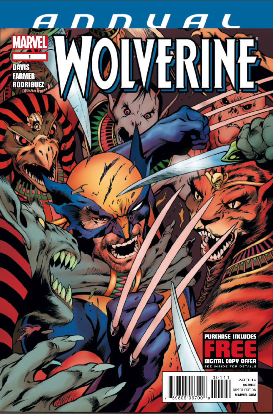 Wolverine Annual 1 Wolverineannual1a