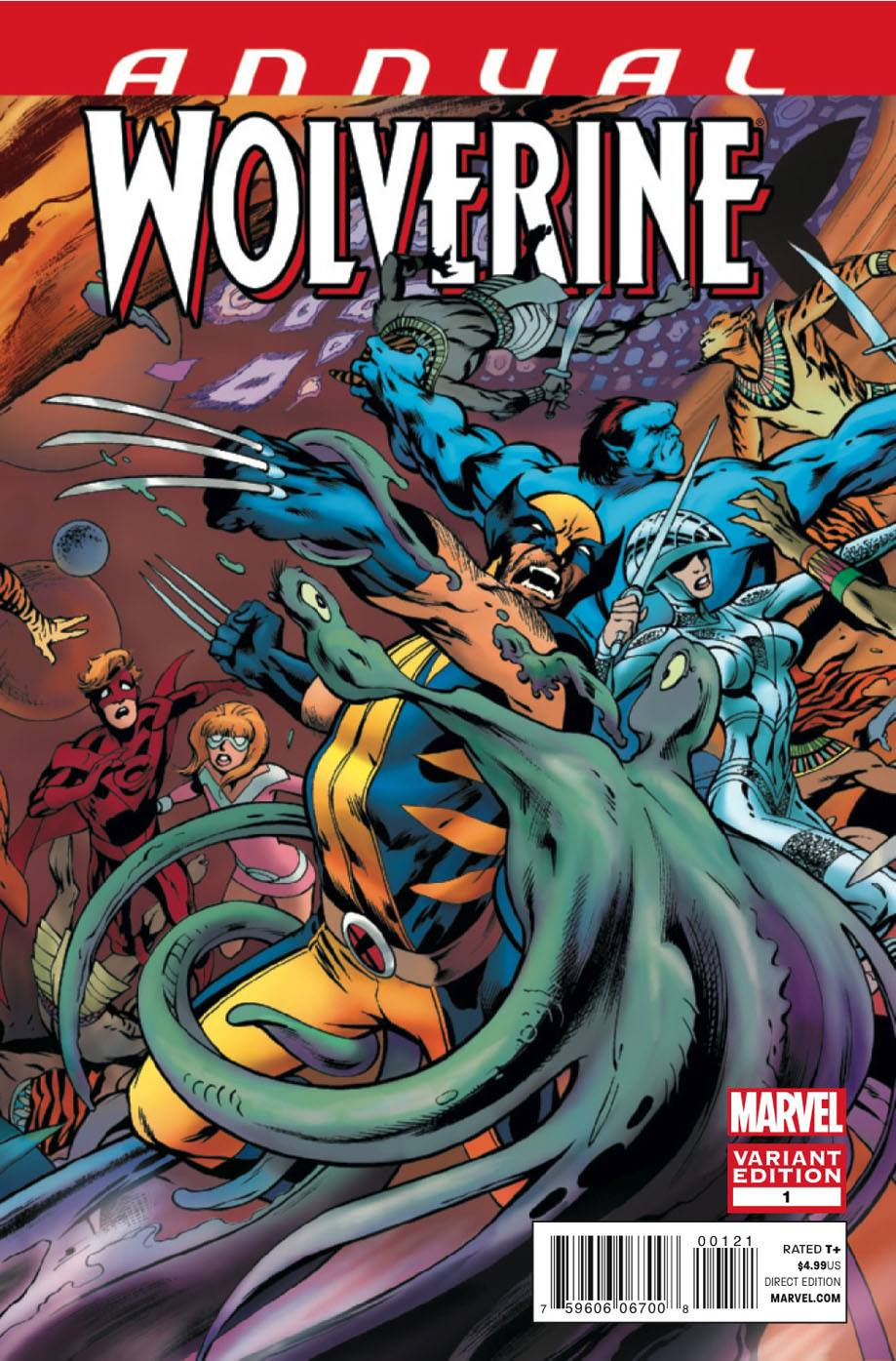 Wolverine Annual 1 Wolverineannual1b