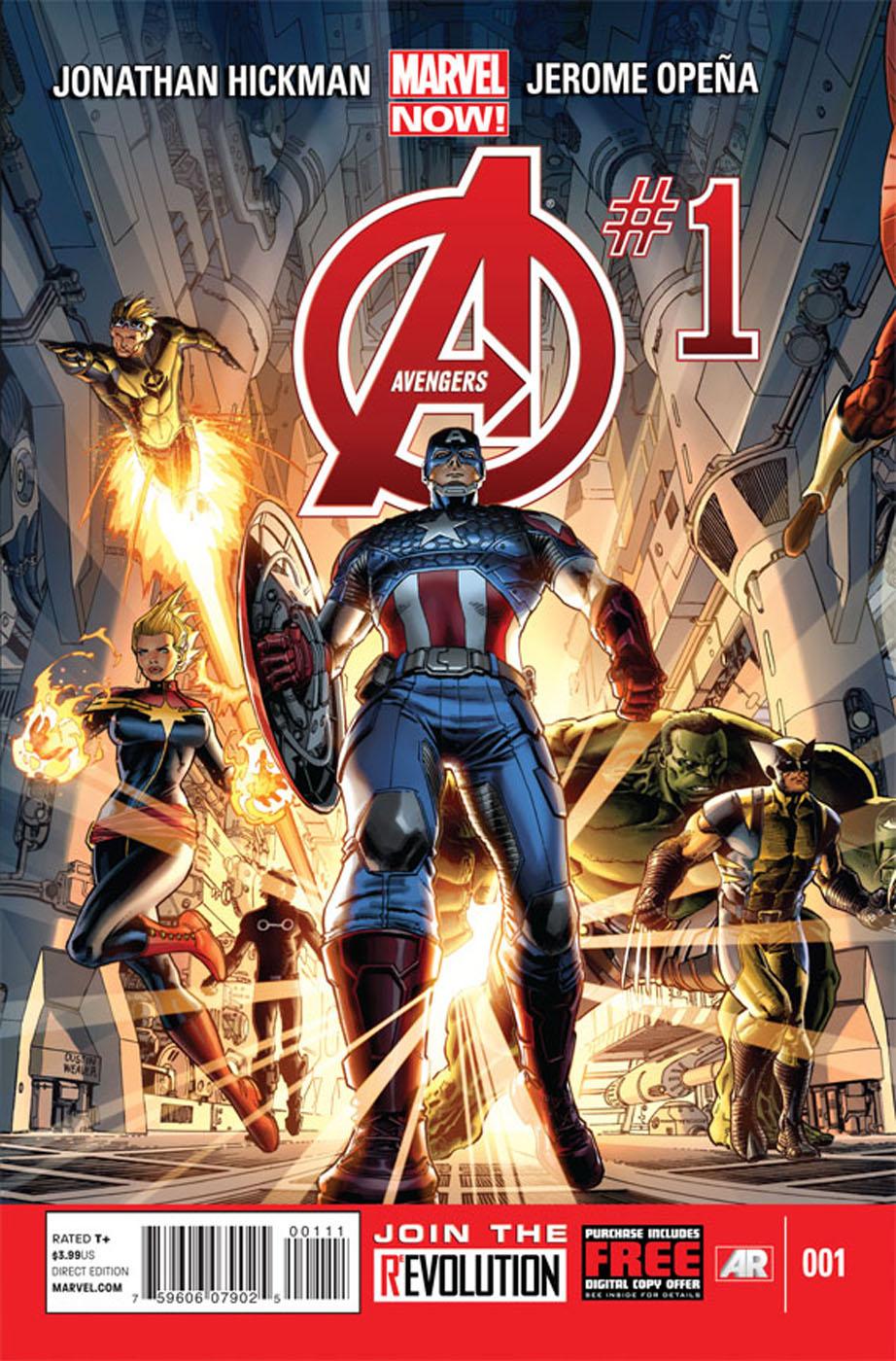 Avengers #1 Avengers1
