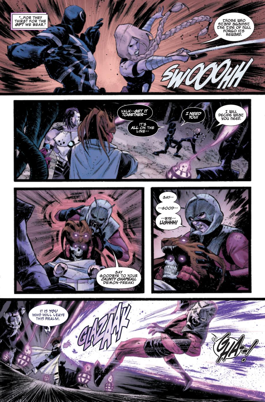 Secrets Avengers 32 (preview) Secretavengers324