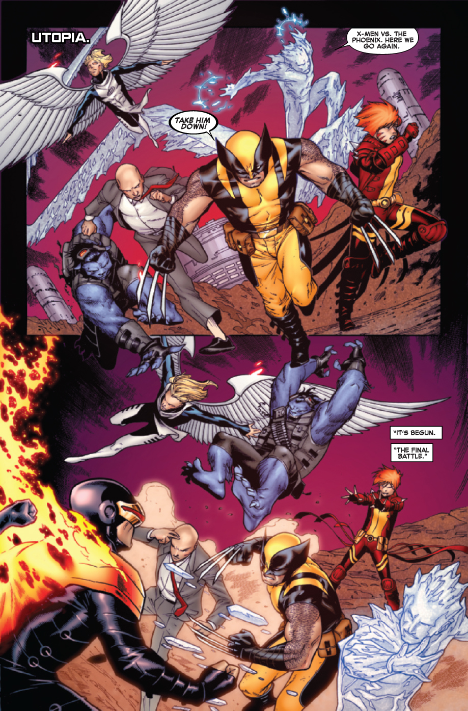 Wolverine and the X-men 18 Wolverinexmen182