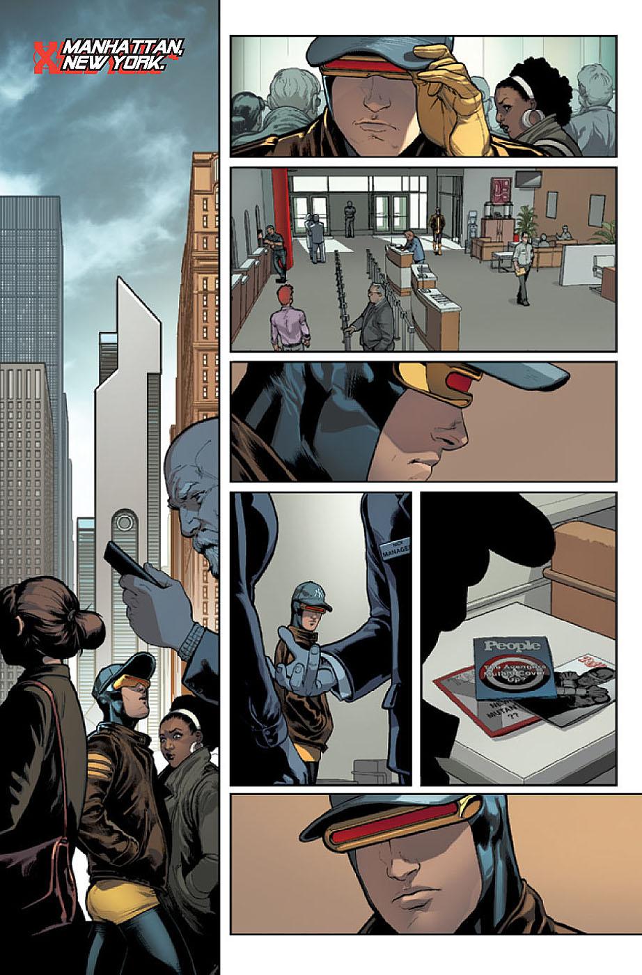 All New X-Men # 7 Allnewxmen72
