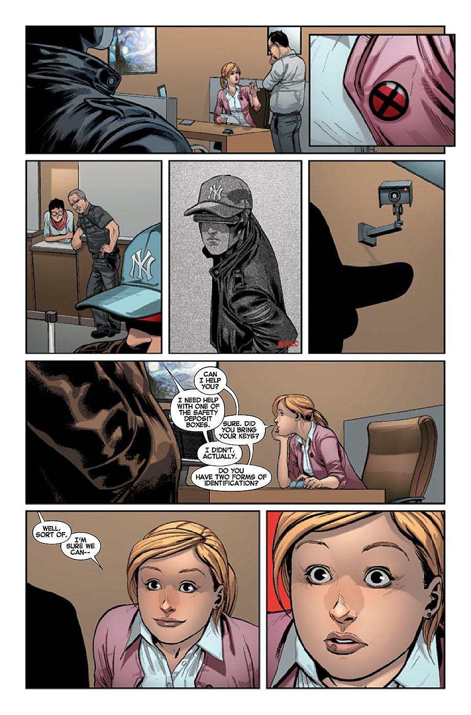 All New X-Men # 7 Allnewxmen73
