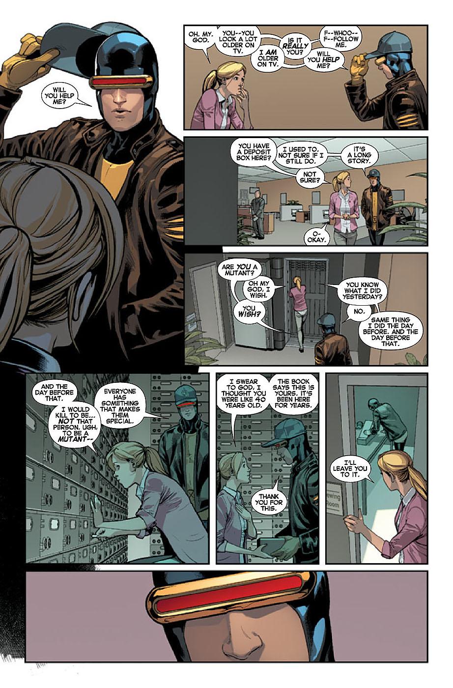 All New X-Men # 7 Allnewxmen74