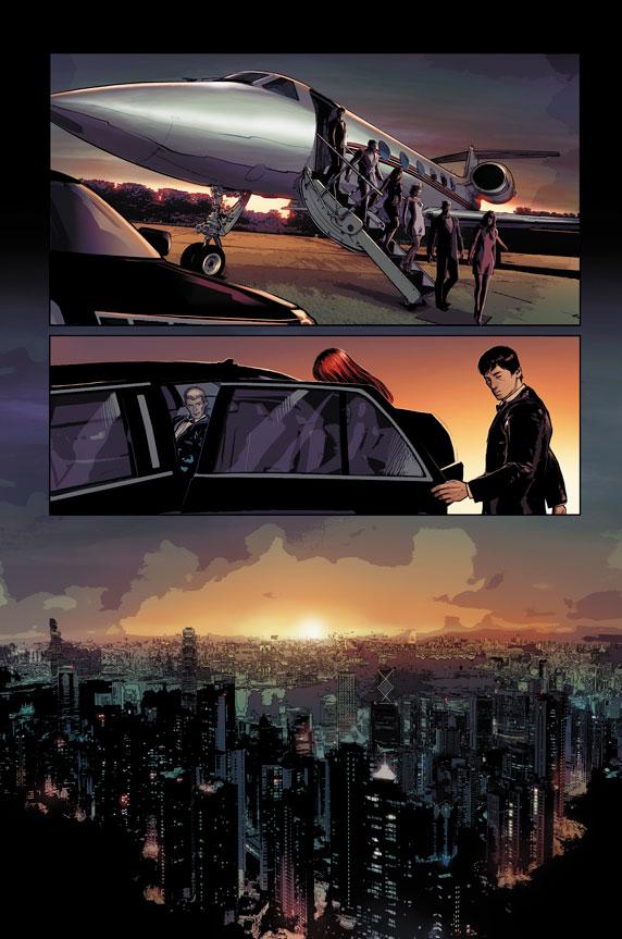 Avengers # 11 Avengers111
