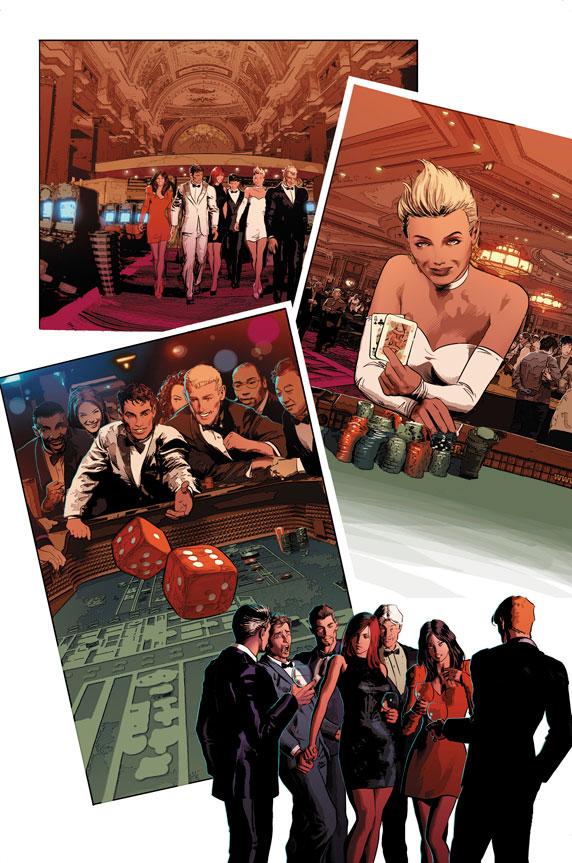 Avengers # 11 Avengers112
