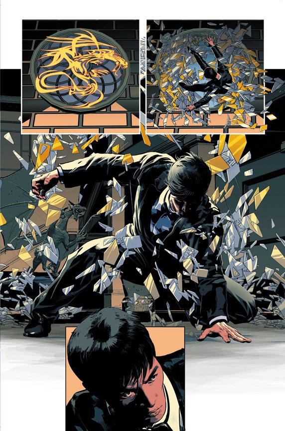 Avengers # 11 Avengers113