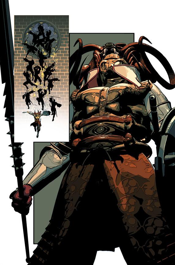 Avengers # 11 Avengers114