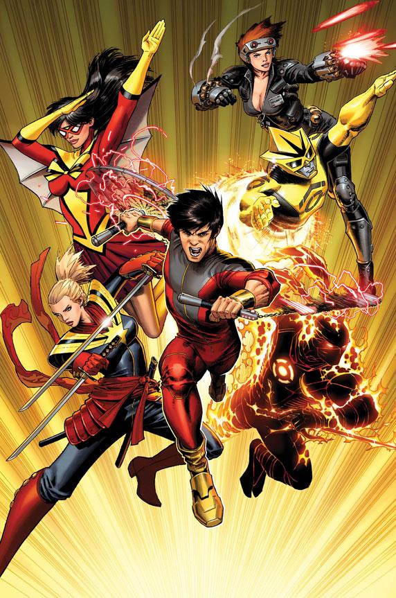 Avengers # 11 Avengers11c