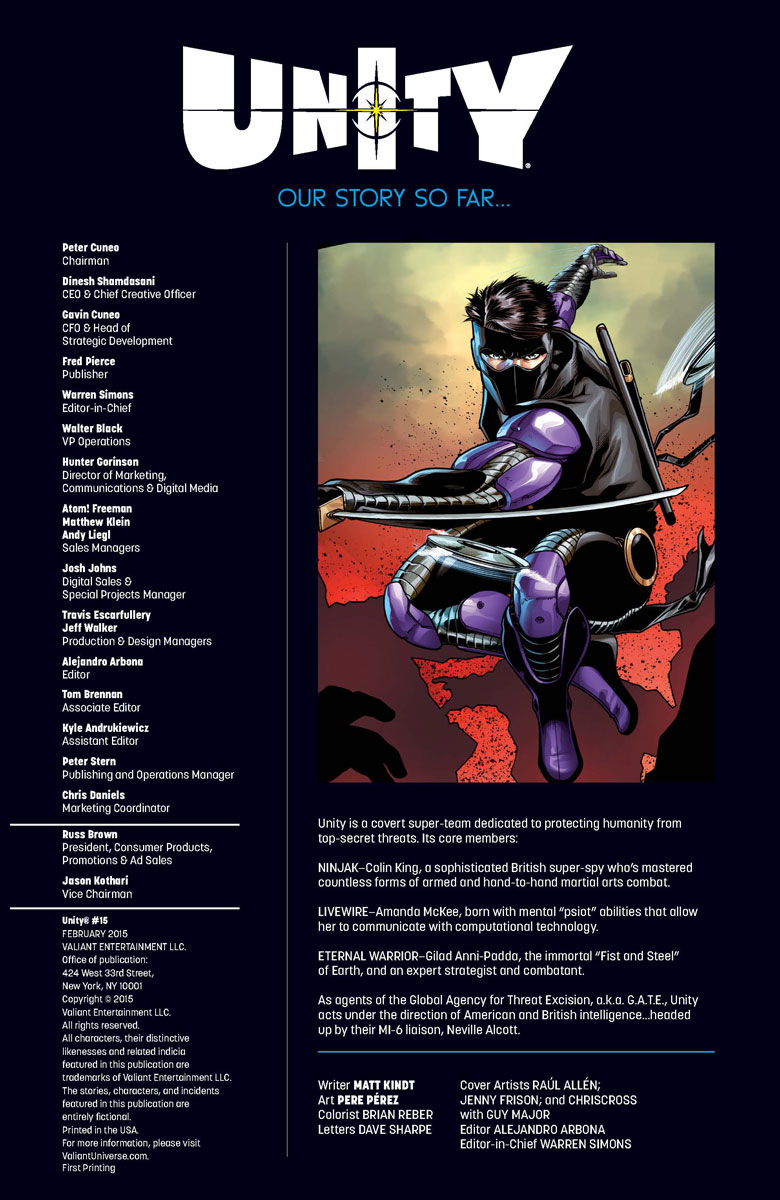 PREVIEW: Comics for 02/18/2015 | Page 2 | TFW2005 - The 2005 Boards