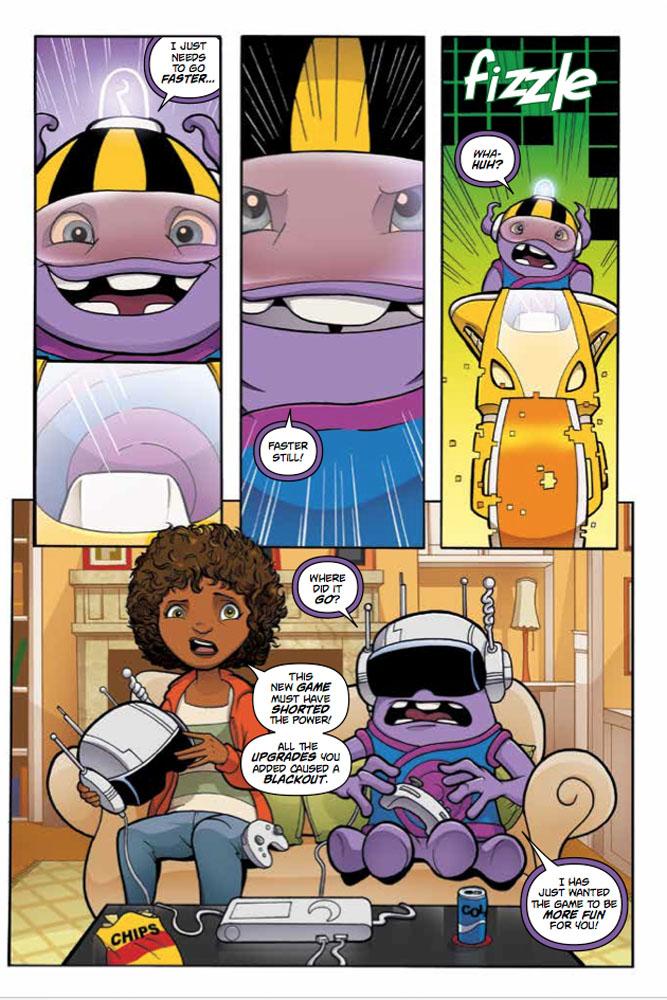Home Comic