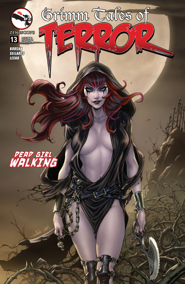 Grimmy Tales of Terrror #13 (Zenescope)